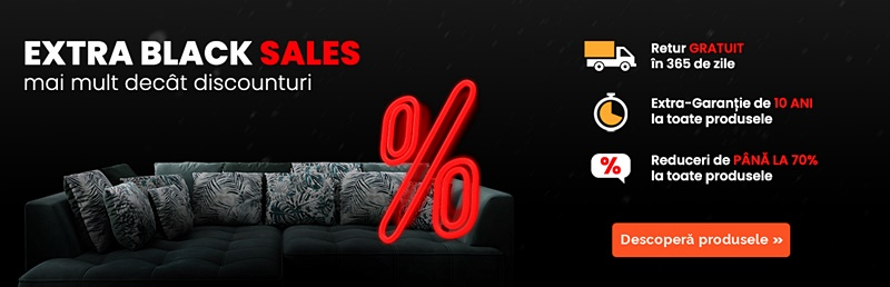 Extra Black Sales Poza