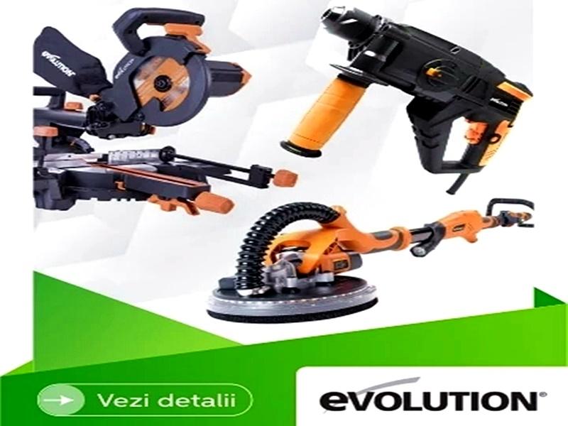 Scule si unelte Evolution Poza