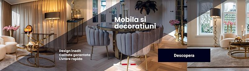 Decoratiuni interioare si mobila Poza