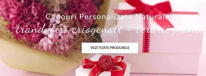Cadouri personalizate naturale