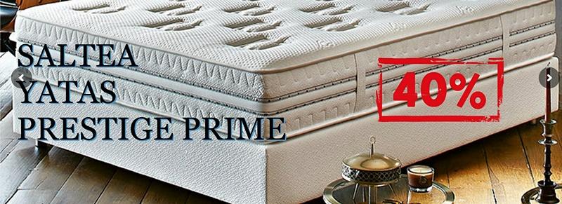 Saltea ortopedica Yatas Prestige Prime confort Poza
