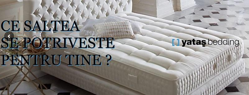 Saltele pat si produse Yatas pentru dormitor Poza