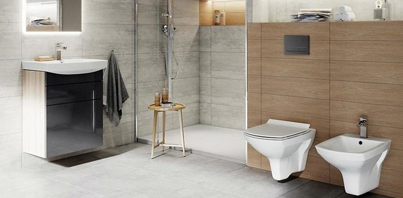 Obiecte sanitare si articole baie Cersanit frumos