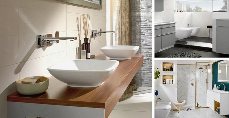 Mobilier si articole sanitare Villeroy-Boch frumos