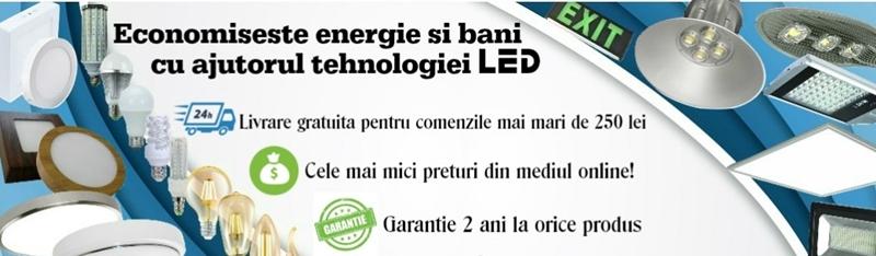 Solutii complete de iluminat cu LED