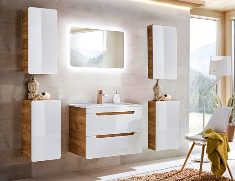 Seturi mobilier baie Poza