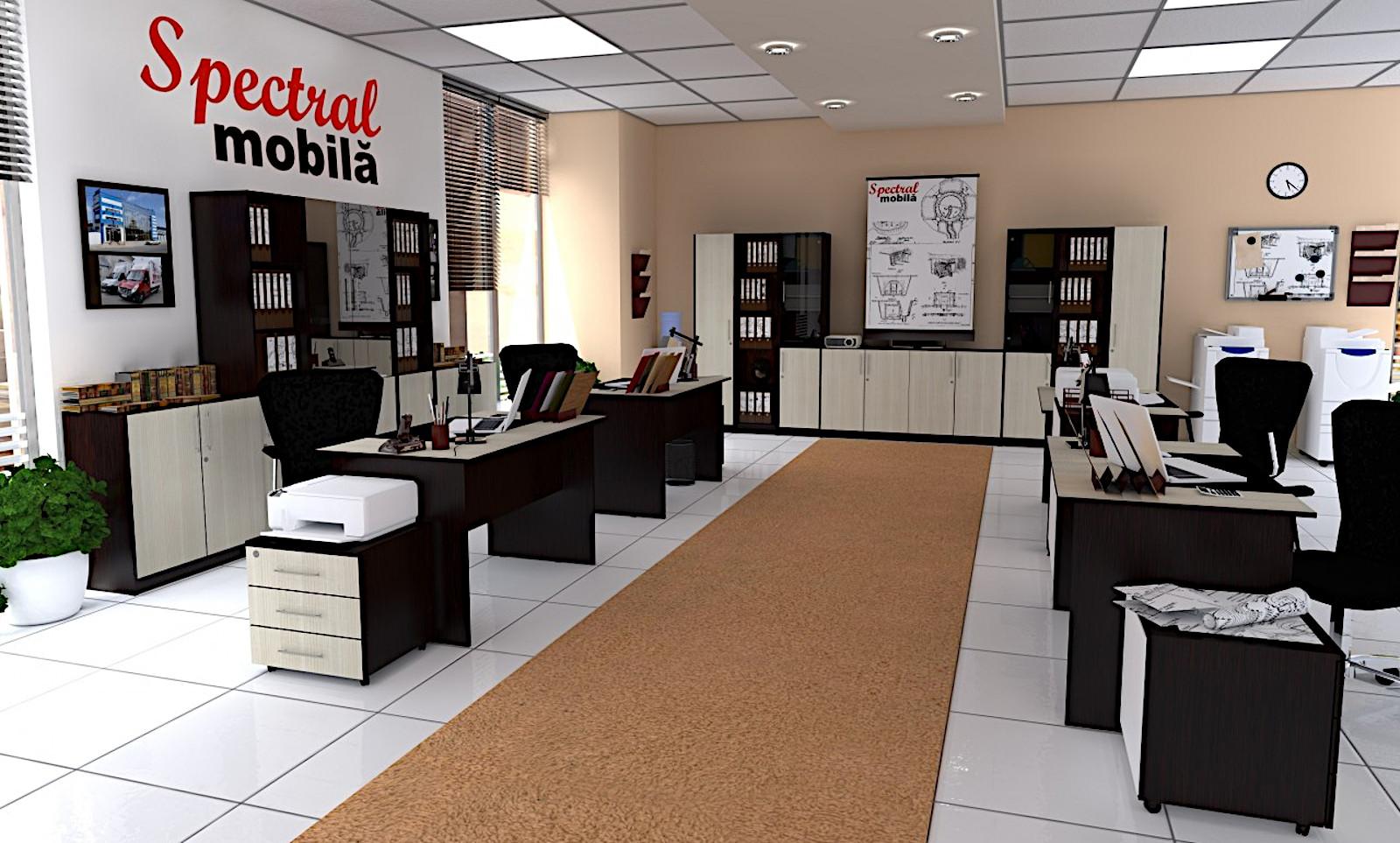 Mobilier birou modular birouri usor de folosit